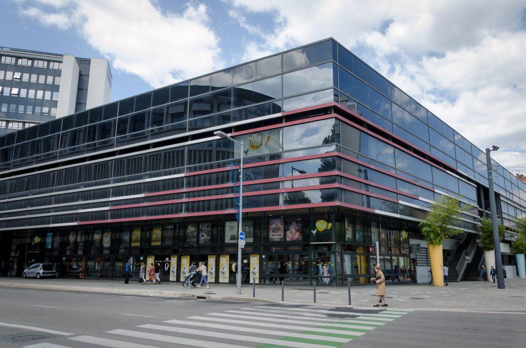 Pathé Chavant  Ciné-Grenoble